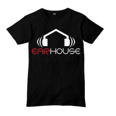 Krizz Kaliko Ear House Logo Shirt
