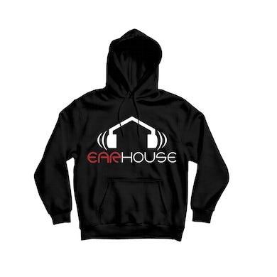Krizz Kaliko Ear House Logo Hoodie