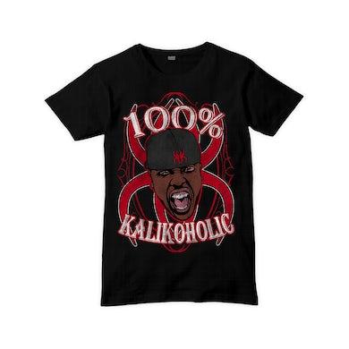 Krizz Kaliko 100% Kalikoholic Shirt