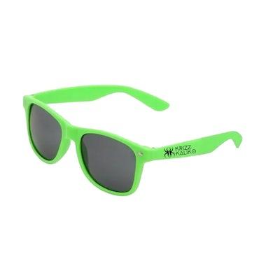 Krizz Kaliko Krizz Kaiko Spider K Green Sunglasses