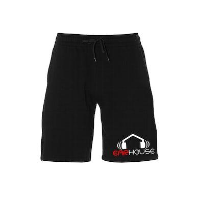 Krizz Kaliko Ear House Logo Sweat Shorts