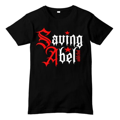 Saving Abel Star Logo Addicted Shirt