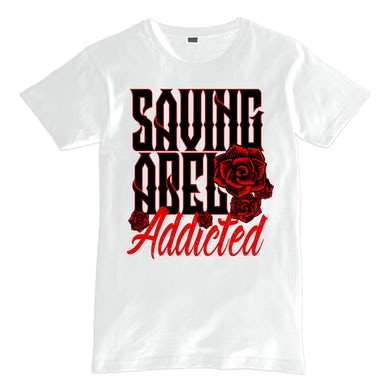 Saving Abel Addicted Rose Shirt