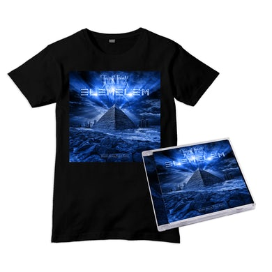 Trick Trick ELEMELEM CD and Shirt Bundle