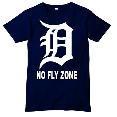 Trick Trick Iconic No Fly Zone Navy Shirt