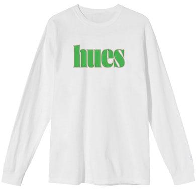 Fana Hues White Long Sleeve