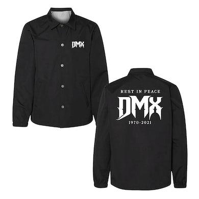 DMX Rest In Peace Coaches Jacket