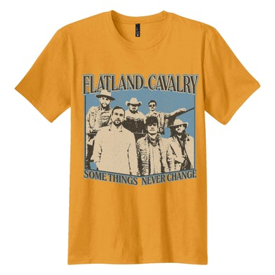 Some Things Never Change Gold Tee
