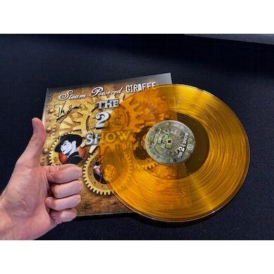 Steam Powered Giraffe Vinyl Record - The 2¢ Show