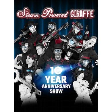 Steam Powered Giraffe: 10 Year Anniversary Show (2018)