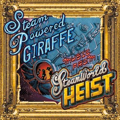 Steam Powered Giraffe Music From SteamWorld Heist (2015)