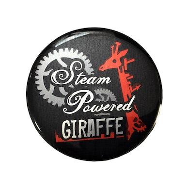 Steam Powered Giraffe 2.25'' Logo Button