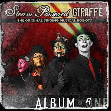 Steam Powered Giraffe Album One (2009 Release)