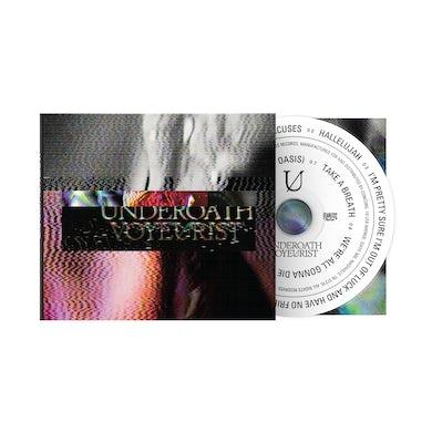 "Underoath ""Voyeurist"" CD"
