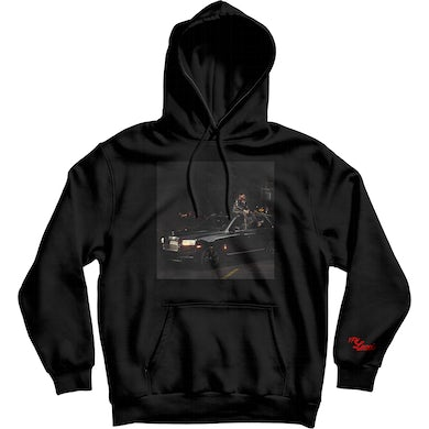 YFN Lucci Wish Me Well Cover Hoodie
