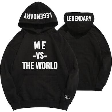 YFN Lucci Me VS the World Hoodie