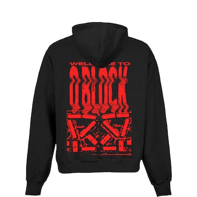 King Von Welcome to O'Block Hoodie