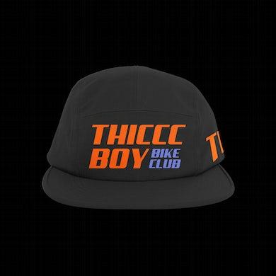 Brendan Schaub Thiccc Boy Bike Club 5-Panel Black Hat