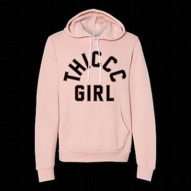 Brendan Schaub Thiccc Girl Varsity Hoodie