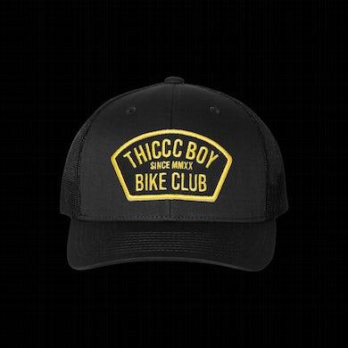Brendan Schaub Bike Club Black Trucker Hat