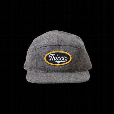 Brendan Schaub Thiccc 5 Panel Charcoal Hat