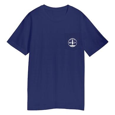 Lord Huron Whispering Pines Pocket T-Shirt