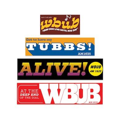 Lord Huron Alive Bumper Sticker Set