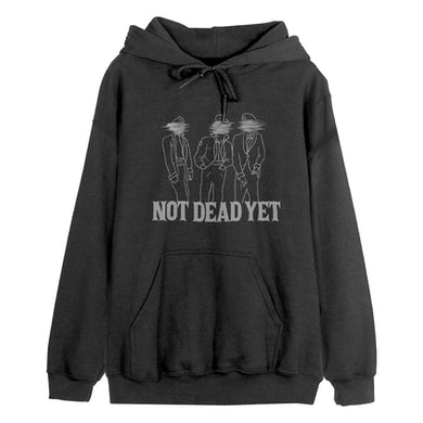 Lord Huron Not Dead Yet Pullover Hoodie
