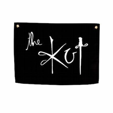 The Kut Screen Printed Wall Flag