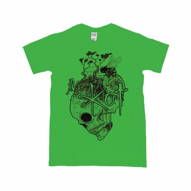 The Kut ~ Valley of Thorns T-Shirt in Green
