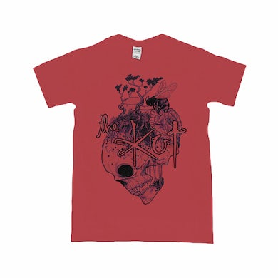 The Kut Valley of Thorns T-Shirt in Red