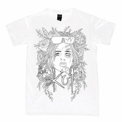 The Kut - Hollywood T-Shirt in White. Medium - XXL In Stock