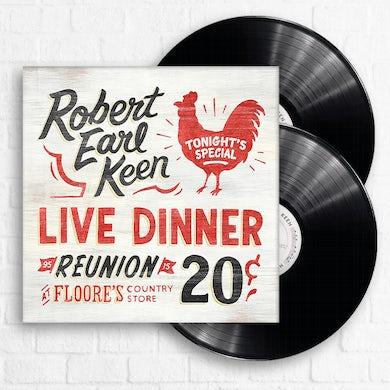 Live Dinner Reunion [2xLP]