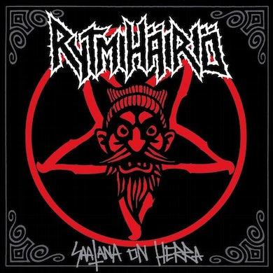 Rytmihairio Rytmihäiriö – Saatana On Herra CD