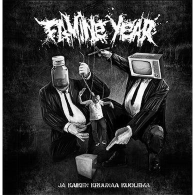 Famine Year – Ja Kaiken Kruunaa Kuolema lp (Vinyl)