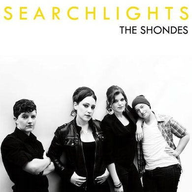 The Shondes – Searchlights CD