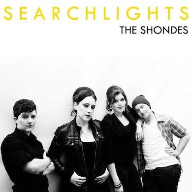 The Shondes – Searchlights lp (Vinyl)