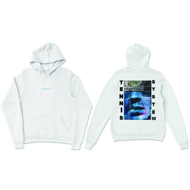 """""""Truth Hurts"""" (White) Pullover Hoodie (Pre-Order)"""