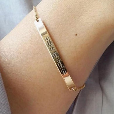 Meredith Andrews Spirit of the Living God Bracelet
