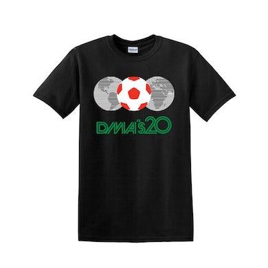 DMA'S 20 Black T-Shirt