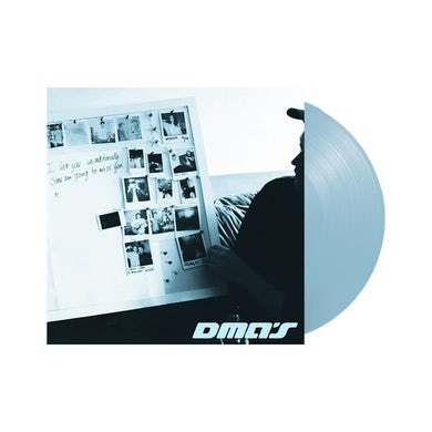 """I Love You Unconditionally, Sure Am Going To Miss You Limited Edition 12"""" 4 track EP in TRUMAN BLUE 12 Inch (Vinyl)"""