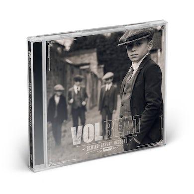 Volbeat Rewind, Replay, Rebound Standard CD