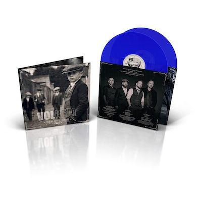Volbeat Rewind, Replay, Rebound 2LP Blue Vinyl