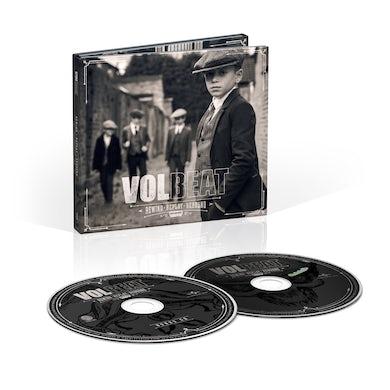 Volbeat Rewind, Replay, Rebound Deluxe 2CD Digipak