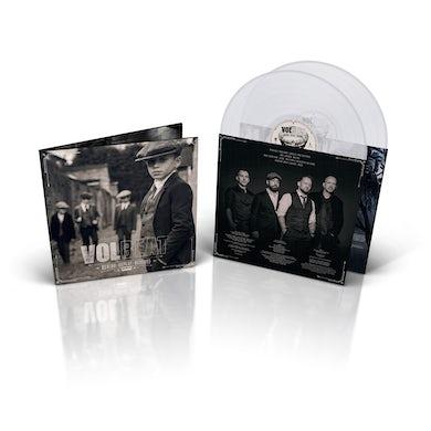 Volbeat Rewind, Replay, Rebound 2LP Clear Vinyl