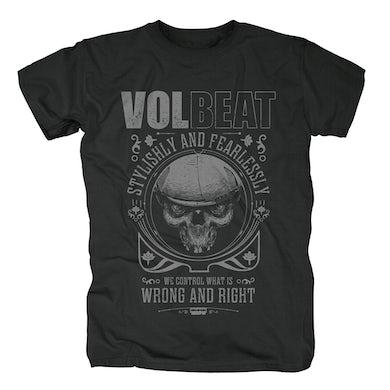 Volbeat WRONG & RIGHT T-SHIRT