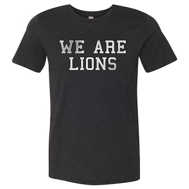 Chase Rice We Are Lions Tee
