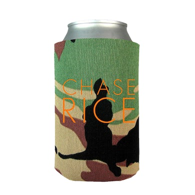 Chase Rice We Are Lions Camo Koozie