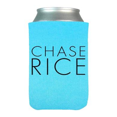 Chase Rice Eyes On You Blue Koozie