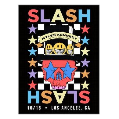 Slash LA Poster